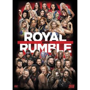 WWE Royal Rumble 2020 輸入DVD|bdrop