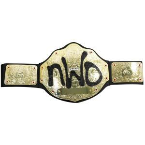 WWE Mattel nWo Black トイベルト オープンパッケージ版