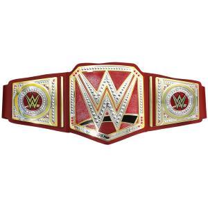 WWE Mattel ユニバーサル王座トイベルト オープンパッケージ版