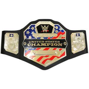 WWE Mattel US王座 トイベルト bdrop