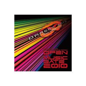 DRAGON GATE (ドラゴンゲート) オープン・ザ・ミュージックゲート2010 CD bdrop
