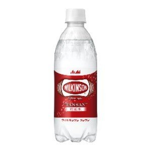 発泡性の炭酸水は海外ではソーダと呼ばれていますこれが日本でタンサンと呼ばれるのはウィルキンソンの商標...