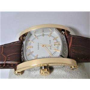 ブルガリ アショーマ AA44SG メンズ 腕時計 デイト ...