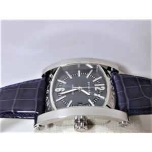 ブルガリ アショーマ AA48S メンズ 腕時計 デイト S...