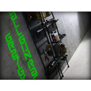 ☆アウトレット☆ DOPPELGANGER(ドッペルギャンガー)  GR27-GY ウォールガンラック|be-s-outletstore