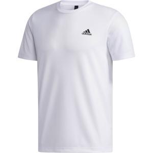 adidas アディダス M ESSENTIALS CLIMALITE パックTシャツ メンズ ETZ84 WHT/BLK
