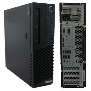 中古 デスクトップ Lenovo レノボ ThinkCentre M83 10AHA1BMJP Core i5 メモリ:4GB 6ヶ月保証|be-stock