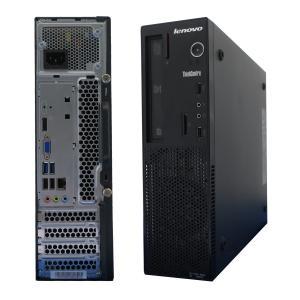 中古 デスクトップ Lenovo レノボ ThinkCentre Edge 72 Small 10AU005WJP Core i5 メモリ:4GB 6ヶ月保証|be-stock
