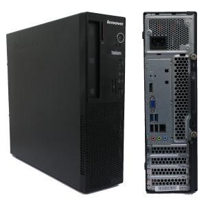 中古 デスクトップ Lenovo レノボ ThinkCentre E73 Small 10AU009KJP Core i5 メモリ:4GB 6ヶ月保証 be-stock