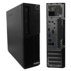 中古 デスクトップ Lenovo レノボ ThinkCentre M73e SFF 10B7A018JP Core i5 メモリ:4GB 6ヶ月保証|be-stock