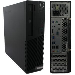 中古 デスクトップ Lenovo レノボ ThinkCentre M73 10B7A0V400 Core i5 メモリ:4GB 6ヶ月保証|be-stock