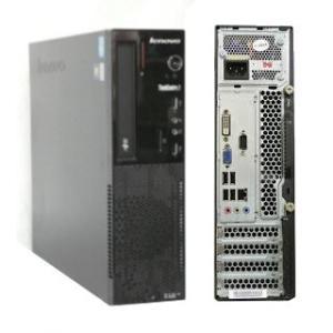 中古 デスクトップ Lenovo レノボ ThinkCentre Edge 71 Small 1578-N3J Core i5 メモリ:4GB 6ヶ月保証|be-stock