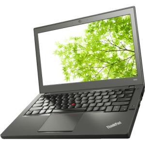 中古 ノートパソコン Lenovo レノボ ThinkPad X240 20AL00B7JP Core i5 メモリ:4GB 6ヶ月保証|be-stock