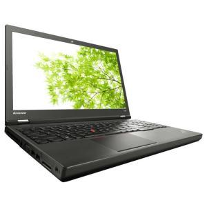 中古 ノートパソコン Lenovo レノボ ThinkPad T540p 20BEA042JP Core i5 メモリ:4GB 6ヶ月保証|be-stock