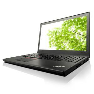 中古 ノートパソコン Lenovo レノボ ThinkPad T550 20CJS04L0U Core i5 メモリ:4GB 6ヶ月保証|be-stock