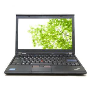 中古 ノートパソコン Lenovo レノボ ThinkPad X220 4291-3E0 Core i5 メモリ:4GB 6ヶ月保証|be-stock