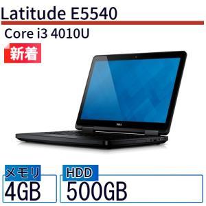 Dell デル 中古 15インチ 大画面ノートパソコン Latitude E5540 E5540 Core i5 メモリ:4GB 6ヶ月保証|be-stockhd