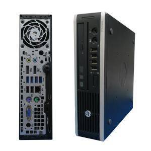 中古 デスクトップ HP Compaq Elite 8300 US D0Q97PA#ABJ Core i5 メモリ:4GB 6ヶ月保証|be-stockhd
