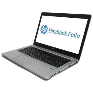 中古 ノートパソコン HP 14インチ Folio9470m D4D51UC#ABJ Core i5 メモリ:4GB 6ヶ月保証|be-stockhd