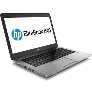 HP 中古 14インチ A4ノートパソコン EliteBook 840G1 D8R87AV Core i5 メモリ:4GB 6ヶ月保証|be-stockhd
