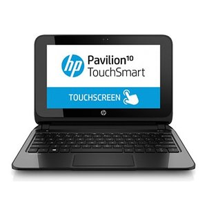 HP 中古 10インチ ノートパソコン Pavilion TouchSmart 10-e020AU G0A16PA#ABJ AMD A4-1200 メモリ:2GB 6ヶ月保証|be-stockhd