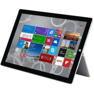 中古 タブレット Surface Pro 3 本体 SSD搭載 12インチ Win8.1 Pro 6...