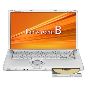 Panasonic / パナソニック 中古 ノートパソコン Let's note / レッツノート B11 CF-B11 CF-B11AWDCS Core i5 メモリ:4GB 6ヶ月保証|be-stockpana