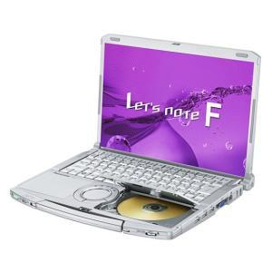 Panasonic / パナソニック 中古 ノートパソコン Let's note  / レッツノート F10 CF-F10 CF-F10AWHDS Core i5 メモリ:2GB 6ヶ月保証