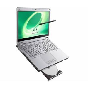 Panasonic / パナソニック 中古 ノートパソコン Let's note / レッツノート MX5 CF-MX5 CF-MX5PDBKS Core i5 メモリ:4GB 6ヶ月保証|be-stockpana
