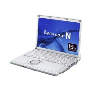 Panasonic / パナソニック 中古 ノートパソコン Let's note  / レッツノート N10 CF-N10 CF-N10CWPDS Core i5 メモリ:4GB 6ヶ月保証