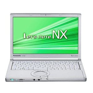 Panasonic / パナソニック 中古 ノートパソコン Let's note / レッツノート NX2 CF-NX2 CF-NX2RWJCS Core i3 メモリ:4GB 6ヶ月保証|be-stockpana