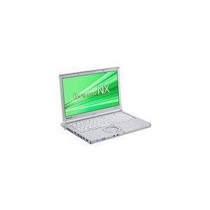 Panasonic / パナソニック 中古 ノートパソコン Let's note / レッツノート NX3 CF-NX3 CF-NX3EDHCS Core i5 メモリ:4GB 6ヶ月保証|be-stockpana