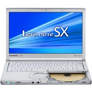 Panasonic / パナソニック 中古 ノートパソコン Let's note / レッツノート SX1 CF-SX1 CF-SX1GDHYS Core i5 メモリ:4GB 6ヶ月保証|be-stockpana