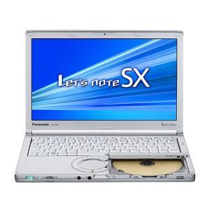 Panasonic / パナソニック 中古 ノートパソコン Let's note / レッツノート SX2 CF-SX2 CF-SX2AFRCS Core i5 メモリ:4GB 6ヶ月保証|be-stockpana