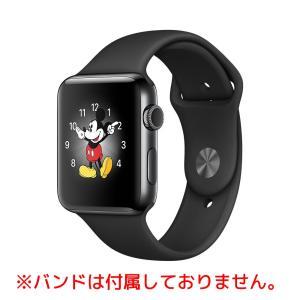 中古 スマートフォン Apple Watch S2 Stainless Steel 42MM スペー...