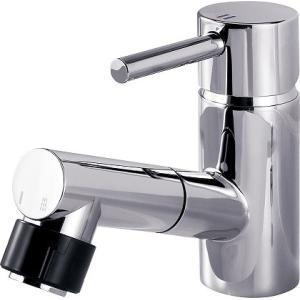 パナソニック 混合水栓 マルチシングルレバーシャワー カチット水栓 GQC01JJE 送料無料|be113