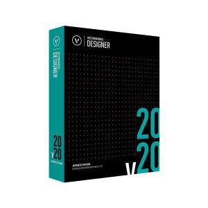 【新品】CADソフト A&A Vectorworks Designer 2020 スタンドアロン版|beabea