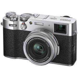 【新品】富士フイルムFUJIFILM FUJIFILM X100V [シルバー] デジタルカメラ|beabea