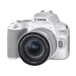【新品】CANON キヤノン デジタル一眼レフカメラ EOS Kiss X10 EF-S18-55 IS STM レンズキット [ホワイト]|beabea