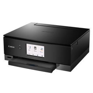 【新品】CANONキャノン PIXUS TS8430 [ブラック]  インクジェットプリンター beabea