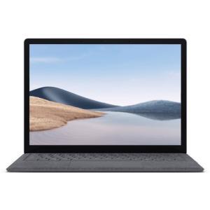 【新品】Microsoftマイクロソフト Surface Laptop 4 5AI-00039 プラチナ ノートパソコン beabea