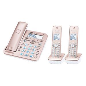 【新品】パナソニック RU・RU・RU VE-GZ51DW-N [ピンクゴールド] デジタルコードレス電話機|beabea