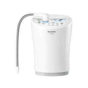 【新品】パナソニック アルカリイオン整水器 TK-AS46-W [パールホワイト] |beabea
