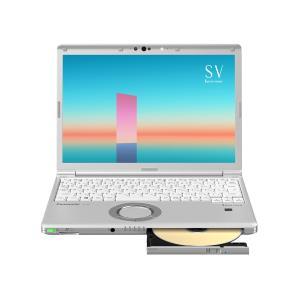 【新品】パナソニック レッツノート ノートパソコン Let's note SV1 CF-SV1FDSQR beabea