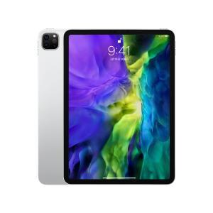 【新品】APPLEアップル タブレット iPad Pro 11インチ 第2世代 Wi-Fi 128GB 2020年春モデル MY252J/A [シルバー] beabea