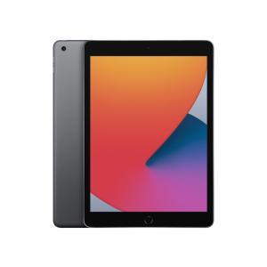 【新品】APPLEアップル タブレット iPad 10.2インチ 第8世代 Wi-Fi 128GB 2020年秋モデル MYLD2J/A [スペースグレイ] beabea