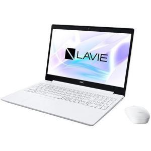 【新品】NECノートパソコン LAVIE Smart NS PC-SN18CJTAF-4 カームホワイト ※延長保証加入不可|beabea