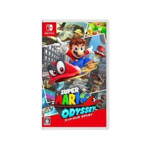 【新品】任天堂  Nintendo Switch スーパーマリオ オデッセイ ゲームソフト ※クリックポスト発送|beabea