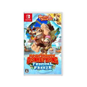 【新品】任天堂  Nintendo ドンキーコング トロピカルフリーズ [Nintendo Switch] ゲームソフト ※クリックポスト発送|beabea