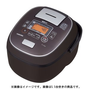 【新品】東芝 1升炊き炊飯器 真空IH RC-18VRP(TS) [ディープブラウン] beabea